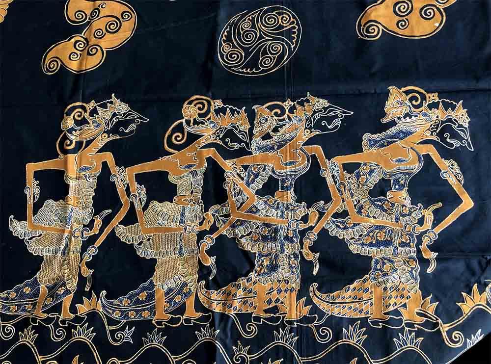 Javanese Batik Sarong